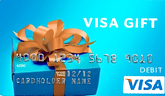 Win a VISA Gift Card - Mobile [US]